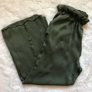 Anthropologie Saturday Sunday Wide Leg Pants Small